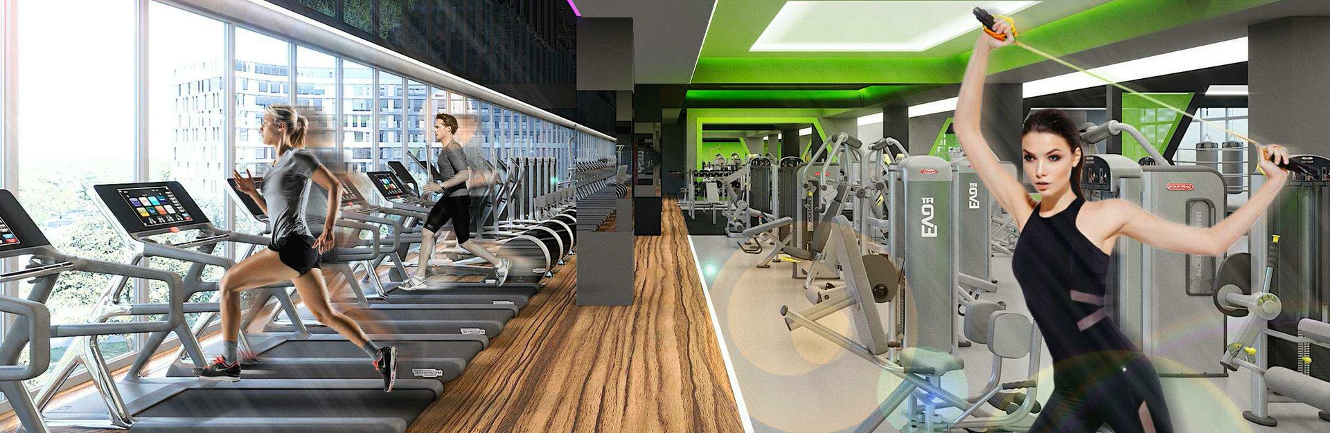 Х-FIT фитнес-центр